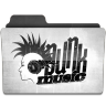 96x96px size png icon of Punk 1