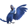 96x96px size png icon of Rio2 Blu 3