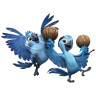 96x96px size png icon of Rio2 Kids
