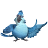96x96px size png icon of Rio2 Mimi