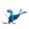 96x96px size png icon of Blue