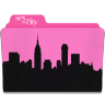 96x96px size png icon of Sex and the City Folder