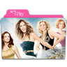 96x96px size png icon of Sex and the City Season 6