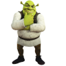 96x96px size png icon of Shrek 2