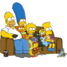 96x96px size png icon of The Simpsons 01