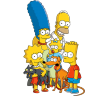 96x96px size png icon of The Simpsons 04