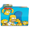 96x96px size png icon of Simpsons Folder 01
