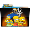 96x96px size png icon of Simpsons Folder 04