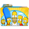 96x96px size png icon of Simpsons Folder 06