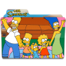96x96px size png icon of Simpsons Folder 07