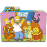 96x96px size png icon of Simpsons Folder 09