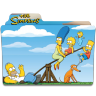 96x96px size png icon of Simpsons Folder 10