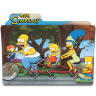 96x96px size png icon of Simpsons Folder 11