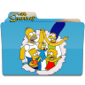 96x96px size png icon of Simpsons Folder 12