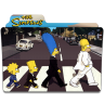 96x96px size png icon of Simpsons Folder 13