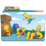 96x96px size png icon of Simpsons Folder 15