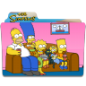 96x96px size png icon of Simpsons Folder 18