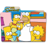 96x96px size png icon of Simpsons Folder 26