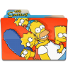 96x96px size png icon of Simpsons Folder 27