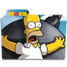 96x96px size png icon of Simpsons Folder The Movie 02