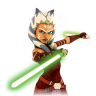 96x96px size png icon of Ahsoka Tano