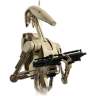96x96px size png icon of Battle Droid 01