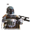 96x96px size png icon of Boba Fett