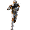 96x96px size png icon of Clone Commander Cody