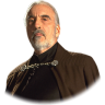96x96px size png icon of Count Dooku 02