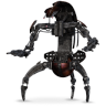 96x96px size png icon of Droideka