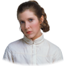 96x96px size png icon of Leia