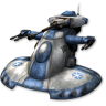 96x96px size png icon of AAT Battle Tank