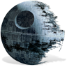 96x96px size png icon of Death Star 2nd