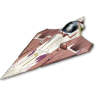 96x96px size png icon of Jedi StarFighter
