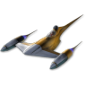 96x96px size png icon of Naboo Fighter