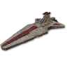 96x96px size png icon of Republic Attack Cruiser