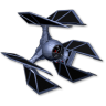 96x96px size png icon of Tie Defender 02