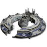 96x96px size png icon of Trade Federation Battleship