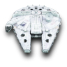 96x96px size png icon of MilleniumFalcon