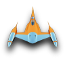 96x96px size png icon of NabooStarFighter