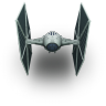 96x96px size png icon of TieFighter