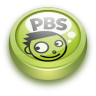 96x96px size png icon of PBS TV