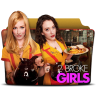 96x96px size png icon of 2 Broke Girls