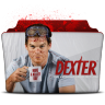 96x96px size png icon of Dexter