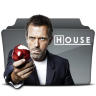 96x96px size png icon of Dr House