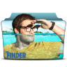 96x96px size png icon of The Finder