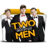 96x96px size png icon of Two and a Half Men