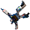 96x96px size png icon of Transformers Soundwave