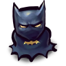 96x96px size png icon of Comics Batman