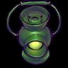 96x96px size png icon of Comics Lantern